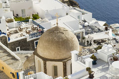 Santorini greek Royalty Free Stock Photos