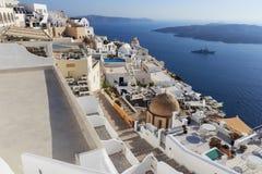 Santorini greek Stock Photo