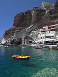 Santorini - Greek Islands Royalty Free Stock Photo