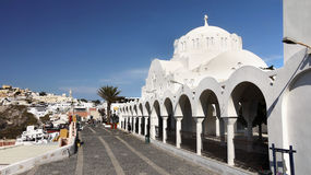 Santorini Greek Islands Royalty Free Stock Images
