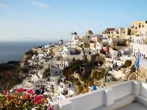 Santorini Greek Islands Stock Images
