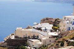 Santorini Grekland Royaltyfri Fotografi