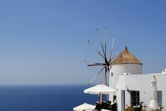 Santorini Grekland Arkivbilder