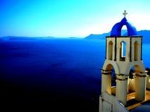 Santorini Grekland Royaltyfria Foton