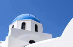 Santorini, Griechenland lizenzfreies stockfoto