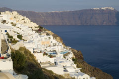 Santorini - Griechenland Stockfotografie