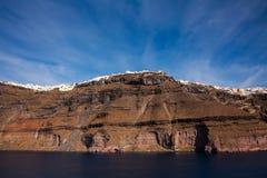 Santorini, Griechenland Lizenzfreie Stockbilder