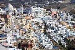 Santorini, Griechenland Lizenzfreie Stockfotografie