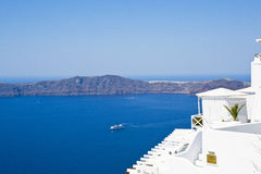 Santorini - Griechenland, Europa Lizenzfreie Stockfotos
