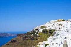Santorini - Griechenland, Europa Lizenzfreies Stockfoto