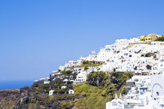 Santorini - Griechenland, Europa Stockfotografie
