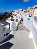 Santorini Griekenland Royalty-vrije Stock Fotografie