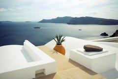 Santorini, Griekenland Royalty-vrije Stock Foto