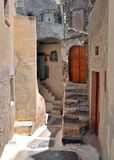 Santorini Haus Lizenzfreies Stockbild