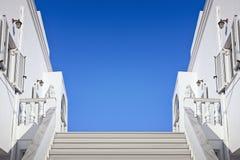 Santorini house Royalty Free Stock Photo