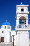 Santorini imerovigli Church Stock Photos