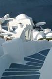 Santorini incrível Fotografia de Stock Royalty Free