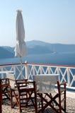 Santorini incrível Foto de Stock Royalty Free