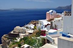 Santorini Insel Stockbilder