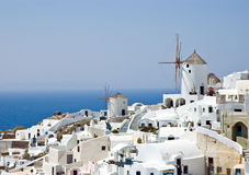 Santorini Insel Lizenzfreie Stockfotografie
