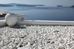 Santorini Insel, Griechenland Lizenzfreie Stockfotografie