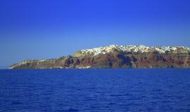 Santorini Insel Griechenland Lizenzfreie Stockbilder