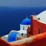 Santorini Insel, Griechenland Lizenzfreie Stockfotos