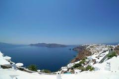 Santorini Insel, Griechenland Stockfotos