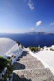 Santorini Island Stock Photography