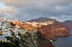 Santorini Island Royalty Free Stock Photos