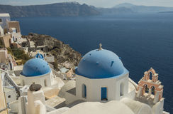 Santorini island Stock Photos