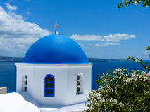 Santorini island Royalty Free Stock Photos