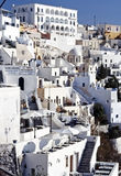 Santorini island, Cyclades, Greek Stock Photo