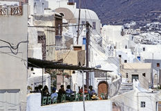 Santorini island, Cyclades, Greek Stock Images