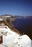 Santorini island, Cyclades, Greek Stock Photos