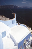 Santorini island, Cyclades, Greek Stock Images
