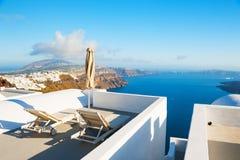 Santorini island, Greece. Royalty Free Stock Photos