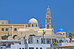 Santorini Island ,Greece Royalty Free Stock Image