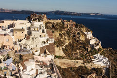 Santorini Island Greece Stock Images