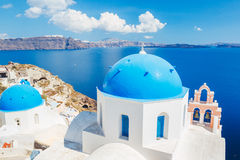 Santorini Island Greece Royalty Free Stock Photography