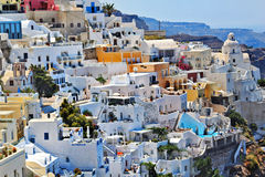 Santorini Island ,Greece Stock Photos