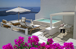 Santorini Island Stock Images