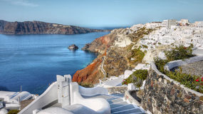 Santorini Island Greece Royalty Free Stock Image