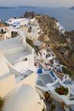 Santorini - la Grèce photographie stock libre de droits