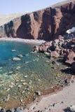 Santorini - la Grèce photographie stock