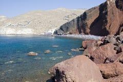 Santorini - la Grèce image libre de droits