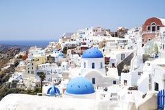Santorini στοκ εικόνες