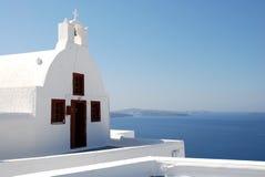 Santorini - oia Stock Image