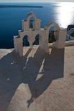 Santorini Oia Stock Foto
