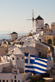 Santorini Oia Royalty Free Stock Photos